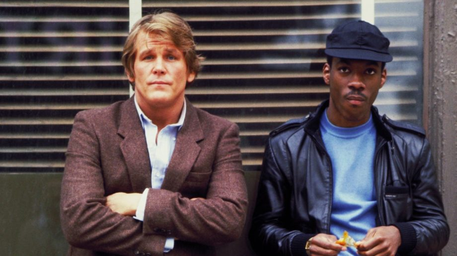 """<em>48 Hrs. </em>(1982): Eddie Murphy's first true blockbuster was a laugh riot at the time. But in the 31 years since, scenes with Nick Nolte using the N-word andcalling Murphy's ex-con character """"watermelon"""" smell fishy."""
