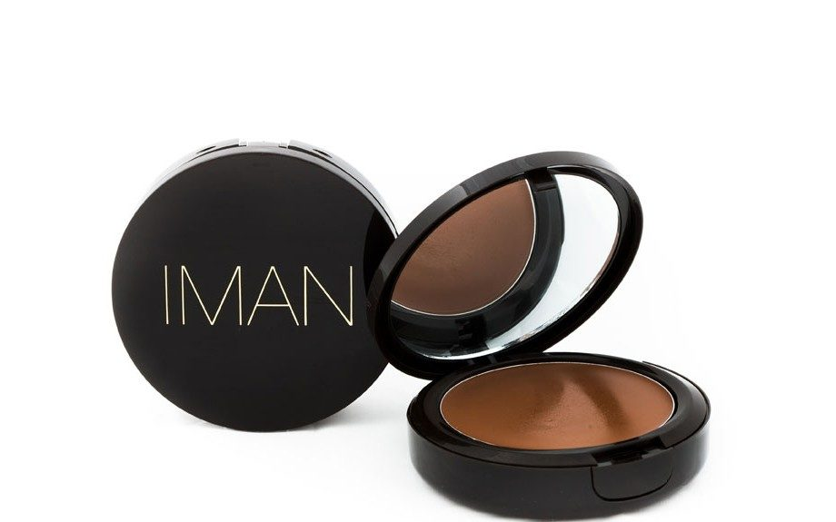 <strong>IMAN Cream to Powder Foundation</strong> ($12.79; target.com)