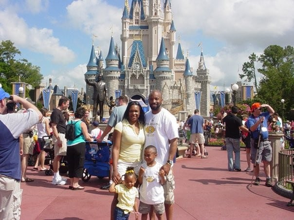 "<p> 	When Dan was healed, the family went Disney World. Traci expresses, <strong>""</strong>We stayed for a month! We stayed with my aunt and she did all the cooking. It was amazing!""</p>"