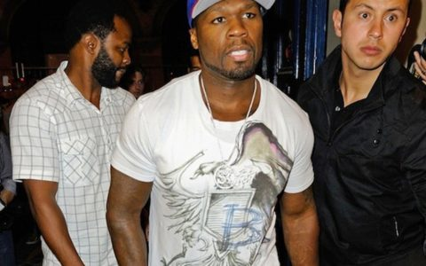 THIS DAY IN FASHION: 50 Cent Celebrates B-day