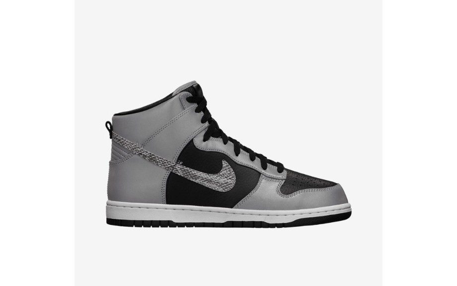 """<strong>Wear them front row at the Knick's game. Just because.</strong> <a href=""""http://store.nike.com/us/en_us/pd/dunk-high-qs-shoe/pid-882223/pgid-1508275?cp=usns_kw_AL!1778!3!46468766385!!!g!!39094436765!c"""" target=""""_blank"""">NIke Dunk High QS Men's Shoe, $89.97</a>.  &nbs"""