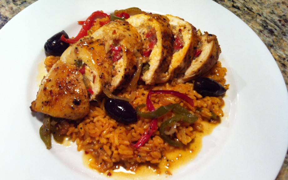 with recipe rice breast Chicken