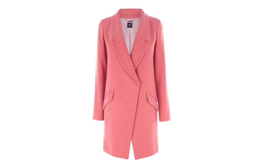 """<a href=""""http://rstyle.me/n/c2gqsnmdw"""" target=""""_blank"""">Pink Pastel Coat $190</a>"""