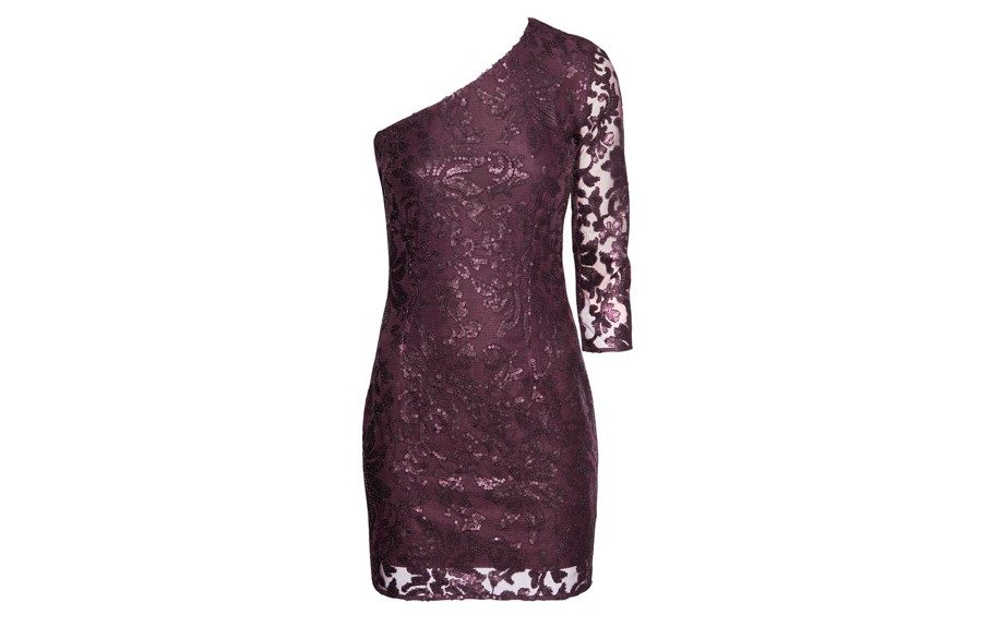 """H&M Sequined Dress, $50;<a href=""""http://www.hm.com/us/product/18280?article=18280-A"""" target=""""_blank"""">hm.com</a> <div> </div>"""