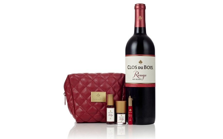 Can you say pamper? She'll love to sip wine while receiving the perfect home mani. Closdu Bois Rouge ($30; closdubois.com)