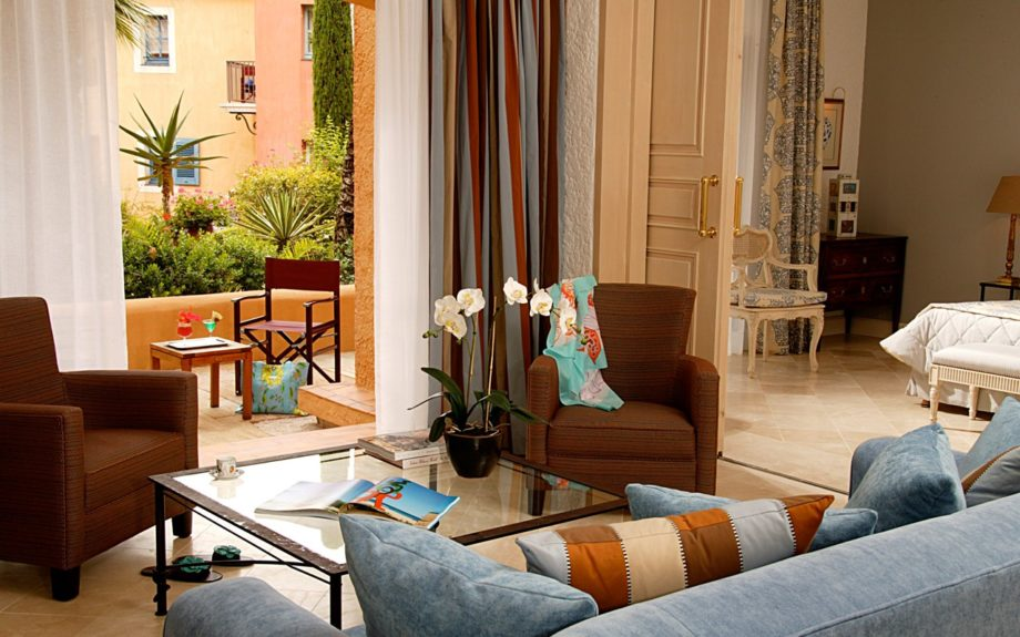 Hotel Byblos-Chambre