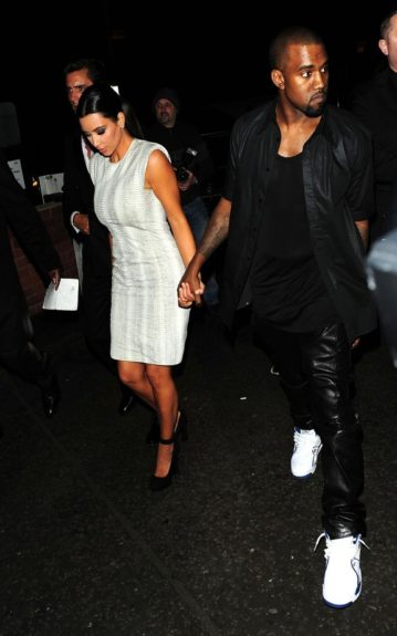 They're attached at the hip, but hey, so was Kanye and Amber Rose. Umm...