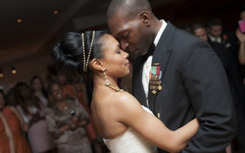 Black Wedding Style: Traveling Around the World for Their Love