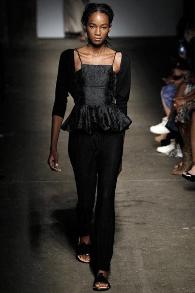 Tracy Reese Spring 2015 <strong>Photo</strong>: Style.com