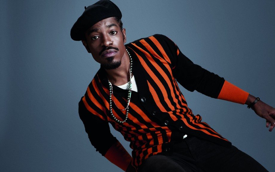 Andre 3000? A 'Master of Style' indeed