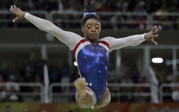 Amazing! Simone Biles Continues Her Domination of Rio Games