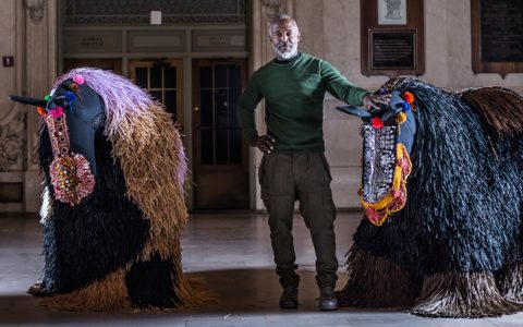 Artist Nick Cave Transforms NYC With Horses and Ailey Dancers
