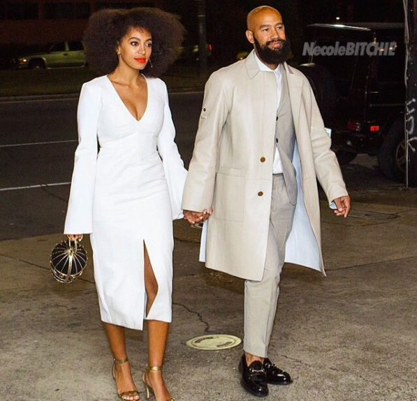 Solange and Alan Ferguson epitomize Black class down in the Big Easy. Credit: necolebitchie.com