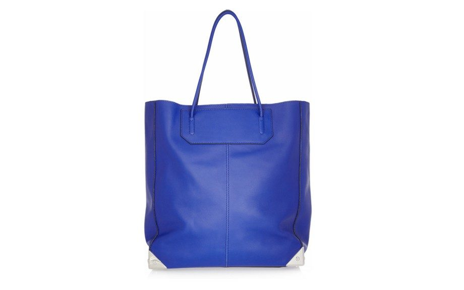 Alexander Wang Prisma Leather Tote, $685 at shopbop.com