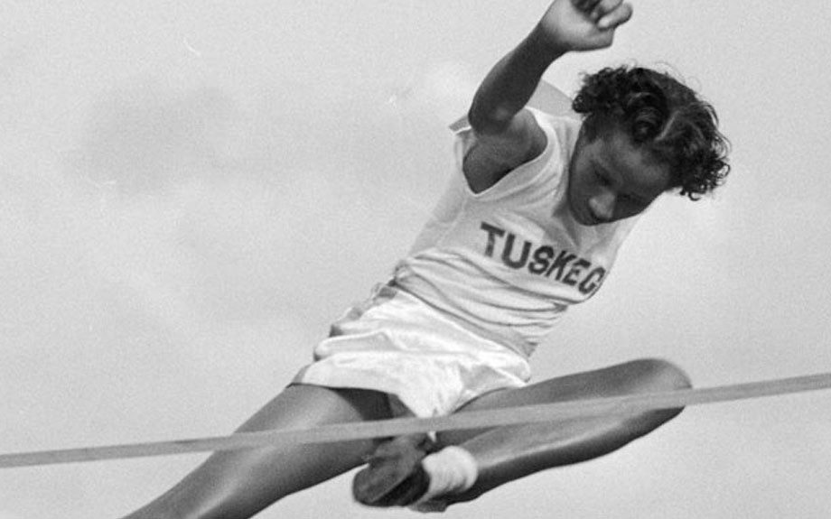 Alice Coachman Coachman was the first African American woman to win a gold medal during an Olympic Game in 1948 for the high jump. She was the only woman from the US to win a gold medal that year