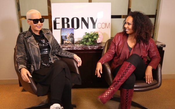 Amber Rose Talks Feminism + SlutWalk 2016 [VIDEO]