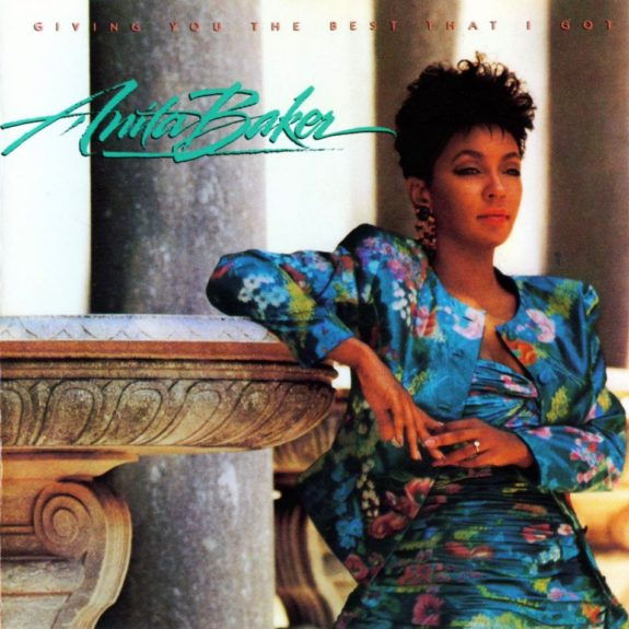 Detroit songstress Anita Baker still had the ears of Chocolate City caught up in her rapture.