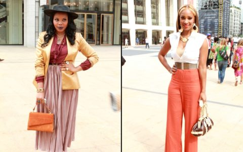 [PHOTOS] ARISE OUTSIDE: Street Style from the African Designer Showcase