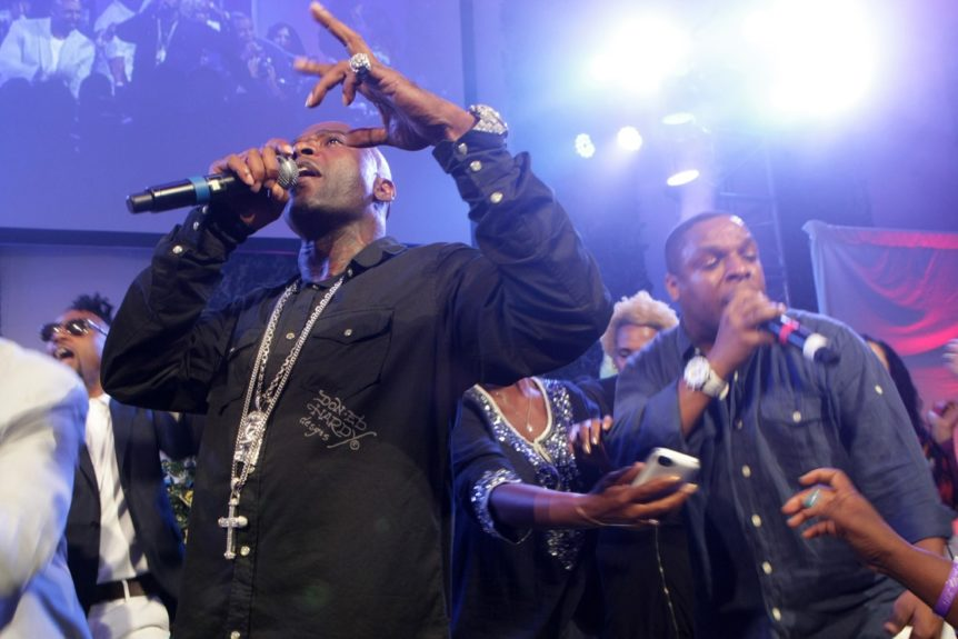 Naughty by Nature rocks the spot