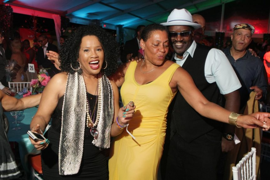 Actress/Social Philanthropist Sherry Bronfman, Photographic Artist Carrie Mae Weems andFab 5 Freddy