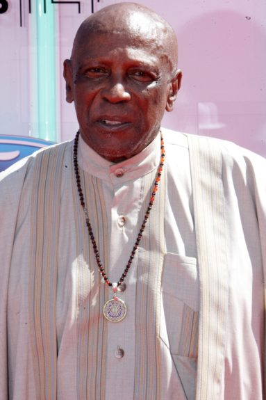 Lou Gossett Jr. makes an appearance at the 2014 BET Awards. Photo: Terrence C. Jennings