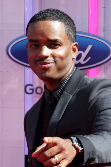 Larenz Tate makes an appearance at the 2014 BET Awards. Photo: Terrence C. Jennings