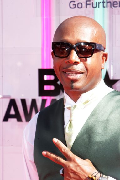 MC Hammer makes an appearance at the 2014 BET Awards. Photo: Terrence C. Jennings