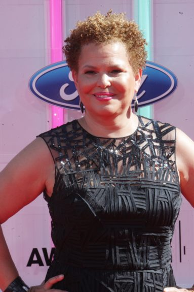 BET CEO Debra Lee makes an appearance at the 2014 BET Awards. Photo: Terrence C. Jennings