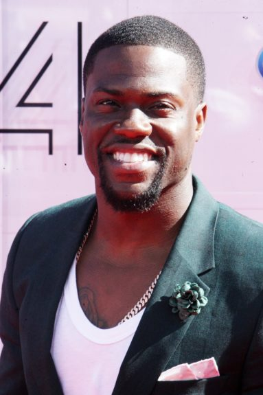 Kevin Hart makes an appearance at the 2014 BET Awards. Photo: Terrence C. Jennings