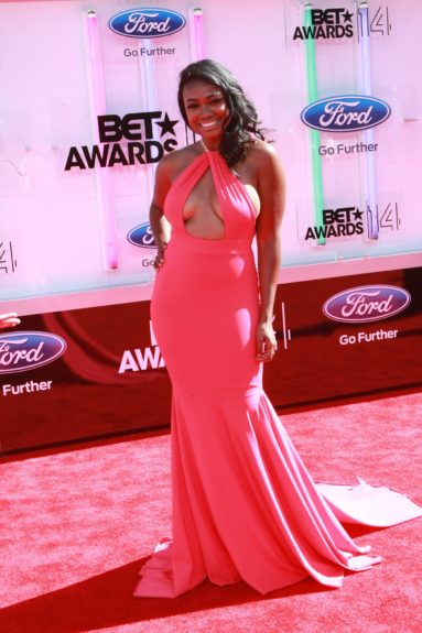 Tatyana Ali makes an appearance at the 2014 BET Awards. Photo: Terrence C. Jennings