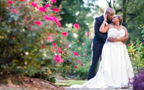 [BLACK WEDDING STYLE] We Love this Glamorous, Southern Ceremony!