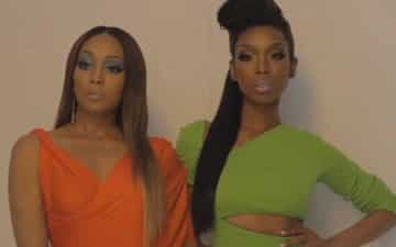 [EBONY EXCLUSIVE] Brandy and Monica Behind-the-Scenes Cover Shoot