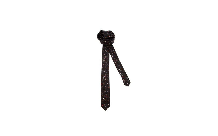 Band of Outsiders Narrow Tie, $138 at farfetch.com