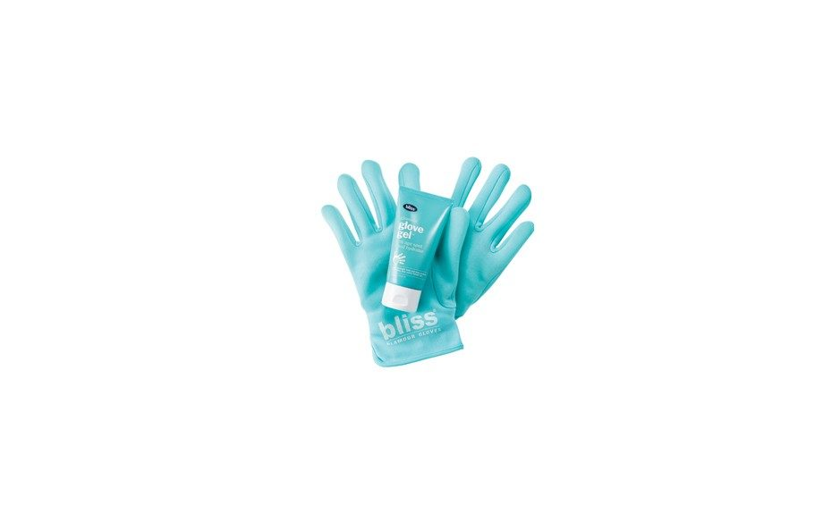 Bill Wither's 'Grandma's Hands' takes on new meaning with Bliss Spa's Glamour Gloves and Hands Creme set. You can trust her hands will never be the same after a round with these! $58 at blissworld.com
