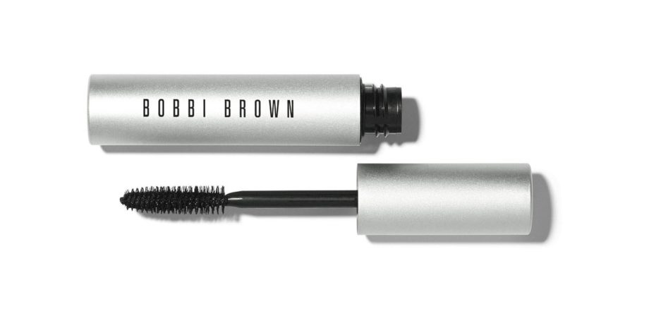 "To complete that smoky eye, apply this Bobbi Brown Smoky Eye Mascara for high volume lashes. ($28, <a href=""http://www.bobbibrowncosmetics.com/product/11646/27021/Whats-New/Smokey-Eye-Mascara/Smokey-Eye-Mascara/FH13/index.tmpl"">www.bobbibrowncosmetics.com</a>)"