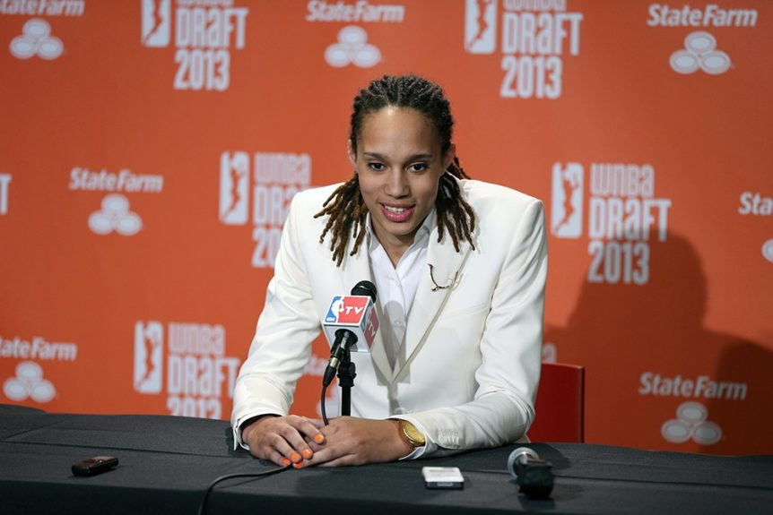 <strong>1. Brittney Griner -- Basketball</strong>