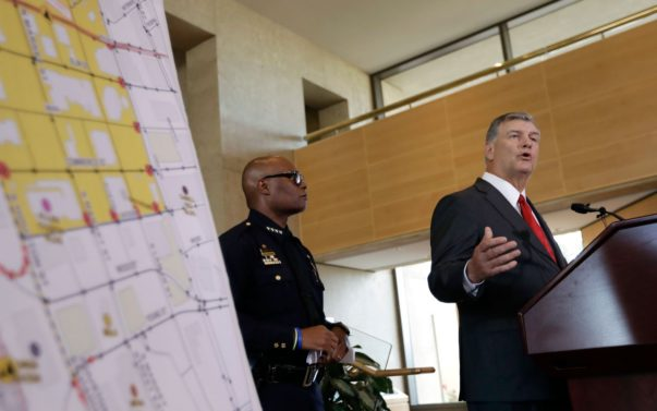 After Dallas, What Happens to Criminal Justice Reform?