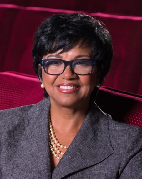 Cheryl Boone Isaacs: President, Academy of Motion Pictures Arts and Sciences
