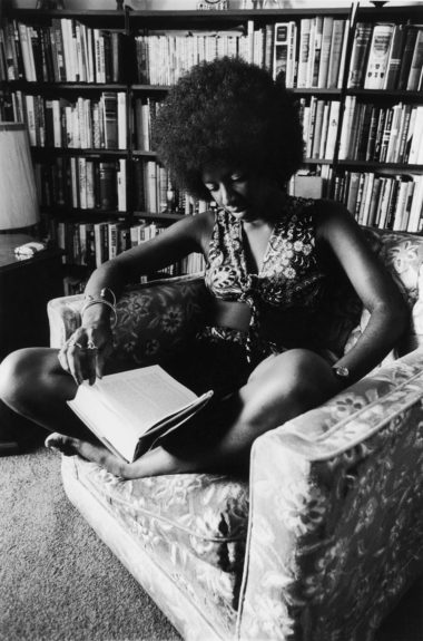From the EBONY Collection, Natalie Cole takes some time for herself with a book in her apartment in 1973. (Isaac Sutton) View the entire EBONY Collection by selecting STORE in the upper right corner of the homepage.