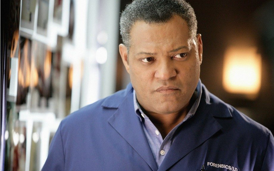 """Laurence Fishburne plays the calm and collected Dr. Raymond """"Ray"""" Langston on the crtically-acclaimed <em>CSI: Crime Scene Investigation </em>(2000-present.)"""
