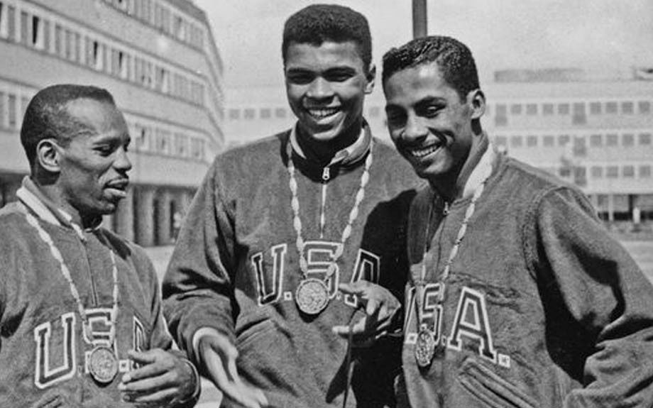 Cassius Clay aka Muhammad Ali Ali is probably one of the most important athletes that the world has ever known. His winning the gold medal for light-heavyweight boxing in the 1960 Olympic Games in Rome was easy