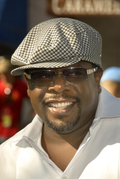 Cedric The Entertainer, Actor and Comedian, 4.24.64