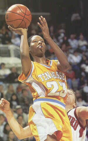 Chamique Holdsclaw; Tennessee, 1998