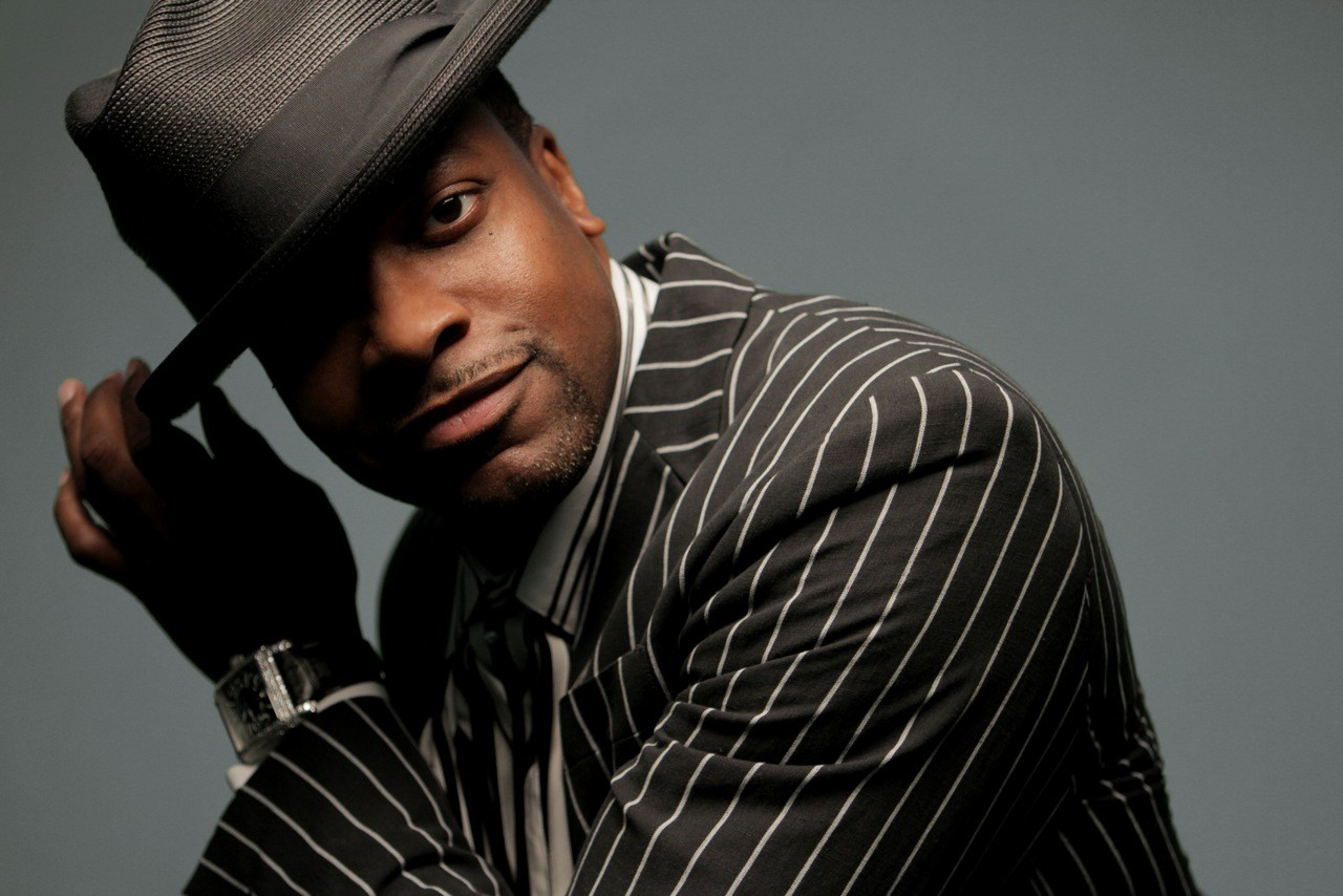 Chris Tucker, Actor and Comedian, 8.31.72