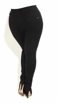 "<a href=""http://bit.ly/1sBazKp"" target=""_blank"">City Chic Bootybabe Jean</a>, $89.95"