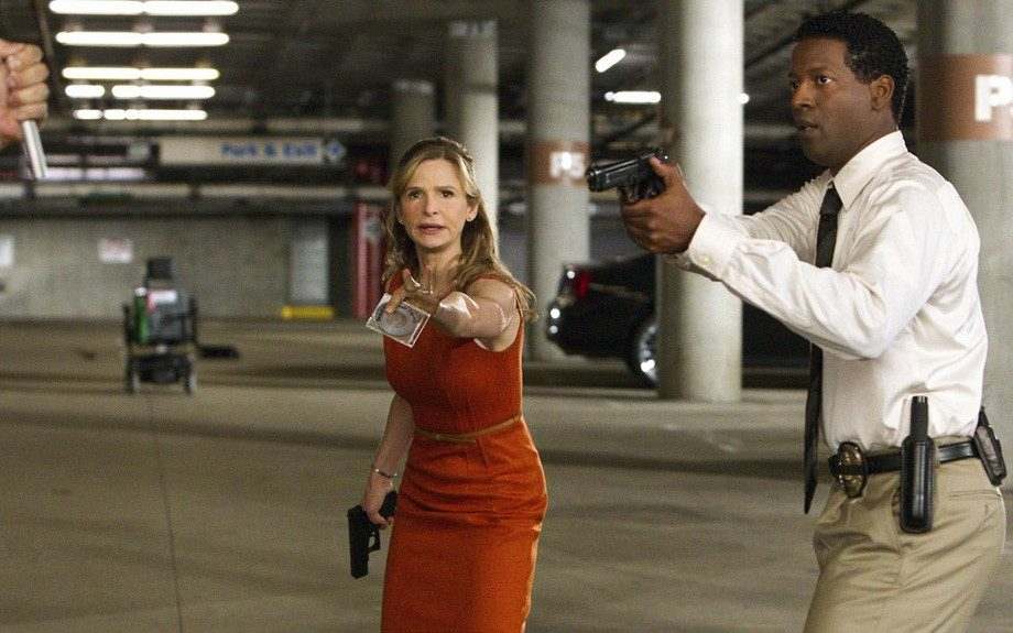 The fresh-faced Corey Reynolds stars as Detective Sergeant David Gabriel of the LAPD in the hit series The Closer (2005-present.) Actor Robert Gossett plays Commander Russell Taylor.