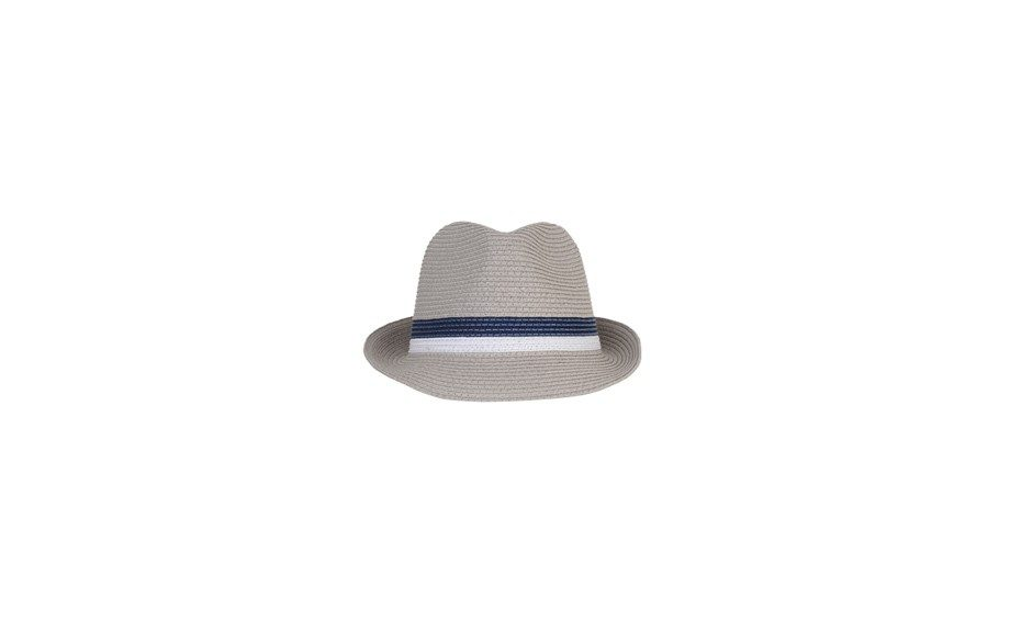 Color Blocked Straw Hat, $14.90 at forever21.com