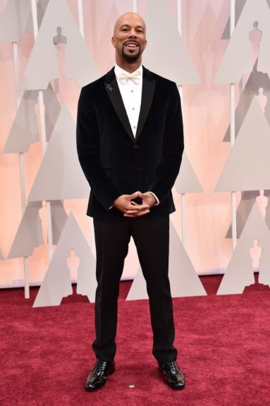 Common, arriving at the87thannual Academy Awards in the DolbyTheatrein Hollywood