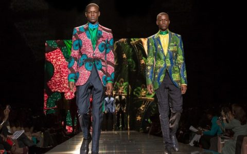 MEN'S FASHION FORECAST: Dapper and Daring in 2013