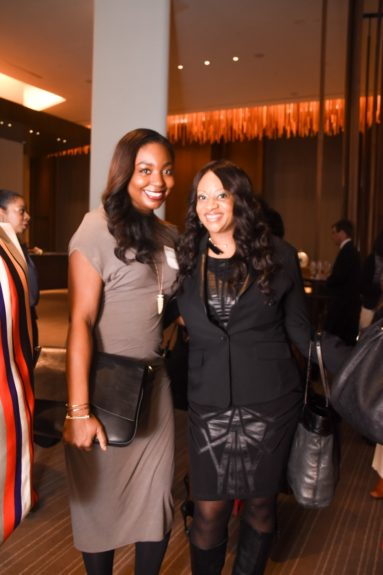 <p> 	Marielle Bobo, EBONY & Linda Stewart, It Is Done Communications </p>